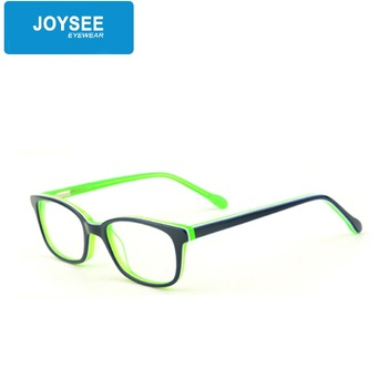 60a2c5eef2 Joysee Factory Price Brand Latest New Model Design Fashion Acetate Child  Kids Eyeglasses Frames Optical Glasses