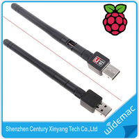 Wifi 150Mbps Wireless Adaptor 802.11 B/G/N Lan Network Mini Usb Dongle Adapter