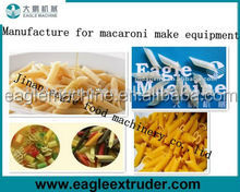 DPs-100 100-200kg/h Macaroni machine/equipment/manufacture line/making factory from jinan eagle
