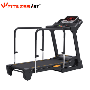 4.0HP DC motor new concept treadmill jogging treadmill