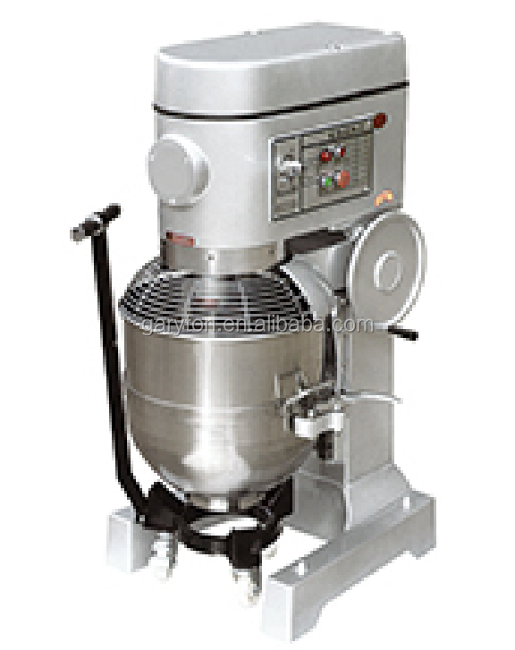 GRT-B60B Bakery Catering Equipment 60L Planetary Cake Mixer 3000W