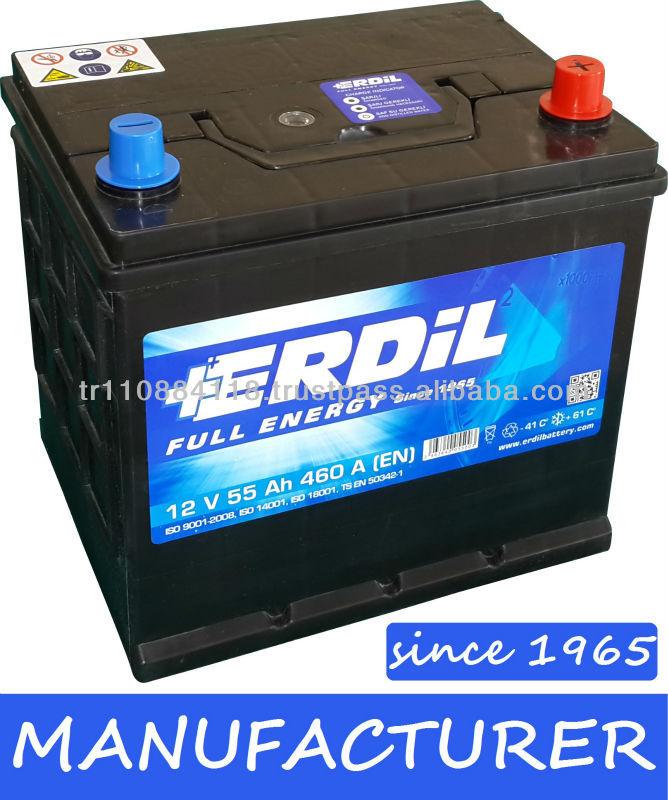 Batterie De Voiture 12 V 55 Ah D23 Jis Pour Les Voitures Coréennes,Japonaises Et Asiatiques Buy Outil De Diagnostic De Voiture Coréen Et