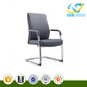 Reasonable price PVC leather office visitor chair executive chair office furniture description