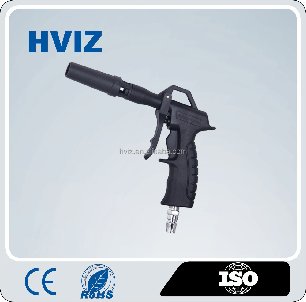 HVIZ AR-TS-1 long nozzle pneumatic Engine Cleaning Gun, pneumatic air blow gun