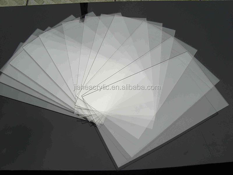 Clear Thin Price Acrylic Sheet Flexible Acrylic Sheet