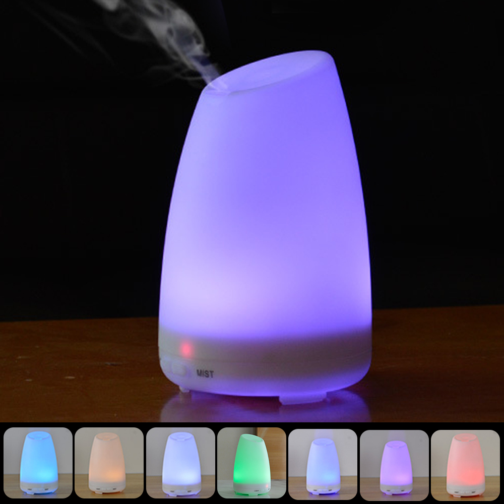 cheap portable 120ml electric mist humidifier essential oil diffuser for room