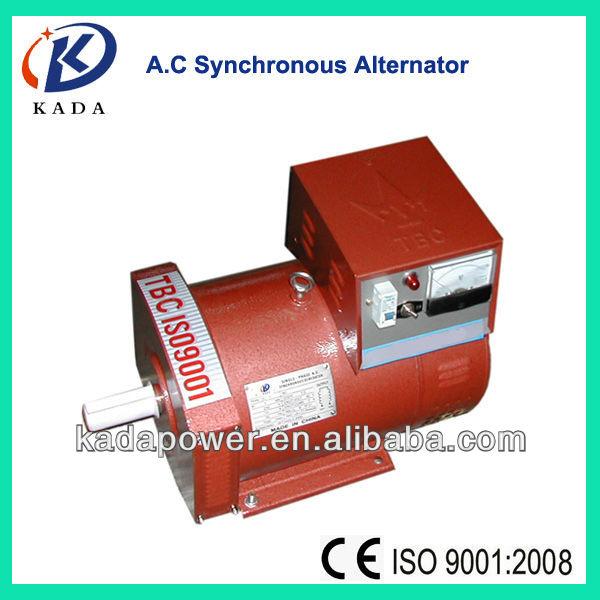 Single Phase Ac Electric Alternator