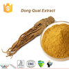 Dong quai extract free sample HACCP Kosher FDA supplier herbal medicine 4:1 angelica extract