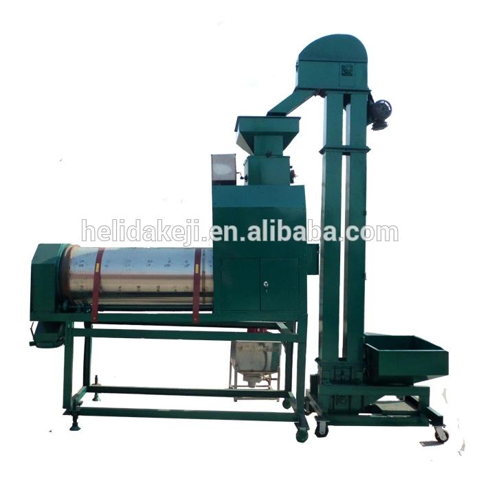 Peanut Seed Coating Machine/ Maize Seed Treater/Grain Seed Treater