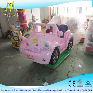 Hansel fiberglass toy children's motorcycle outdoor games for kids