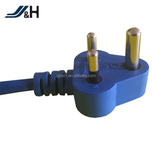 Indian Standard Power Plug H05RN-F 3G1.0 Rubber Cords Power Cord