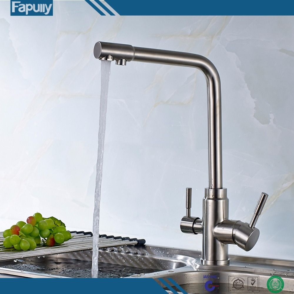 3-way Kitchen Tap, 3-way Kitchen Tap Suppliers and Manufacturers at ...