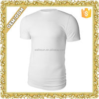 Custom print cotton black colour blank t shirt XXXL t shirt 70% polyester 30% cotton t-shirt