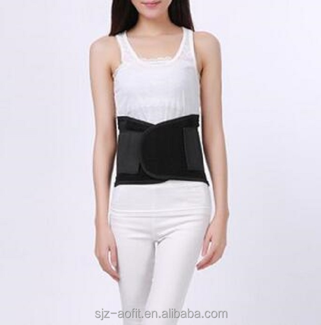 China Magnetic massage for back pain relief waist trimmer belt supplier