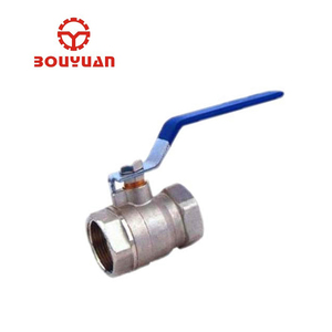 SS304 1 inch ball valve with CE certificate Threaded ball valve