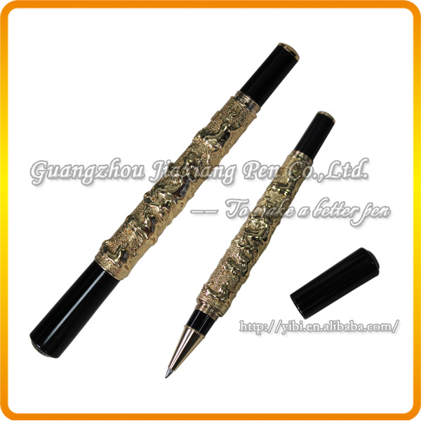 JD-C956 high quality gift metal roller horse pen