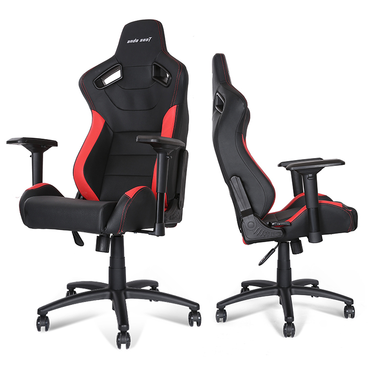 Remarkable Gaming Chair Pvc Chair With Neck And Waist Pillow View Modern Gaming Chair Anda Seat Product Details From Guangzhou City Dalang Seat Co Ltd On Pdpeps Interior Chair Design Pdpepsorg