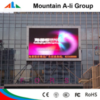 P10 Outdoor Electronic Billboard Display Led Video Advertising Billboard