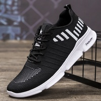 Summer fashion mesh men sport shoes casual sport shoes for boy