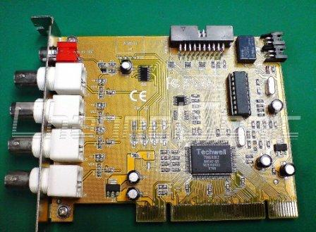 Techwell 6802 dvr card driver download
