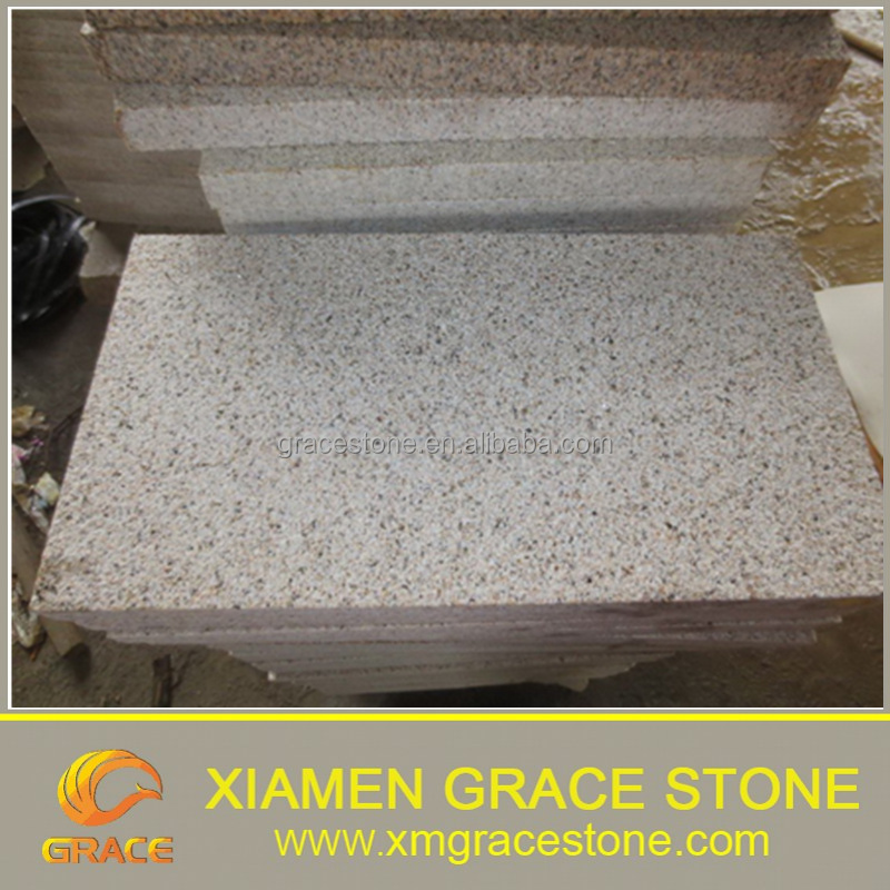 Bushhammered G682 Granite