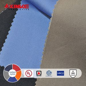 cotton nylon bug proof fabric for shirt in outdoor activities