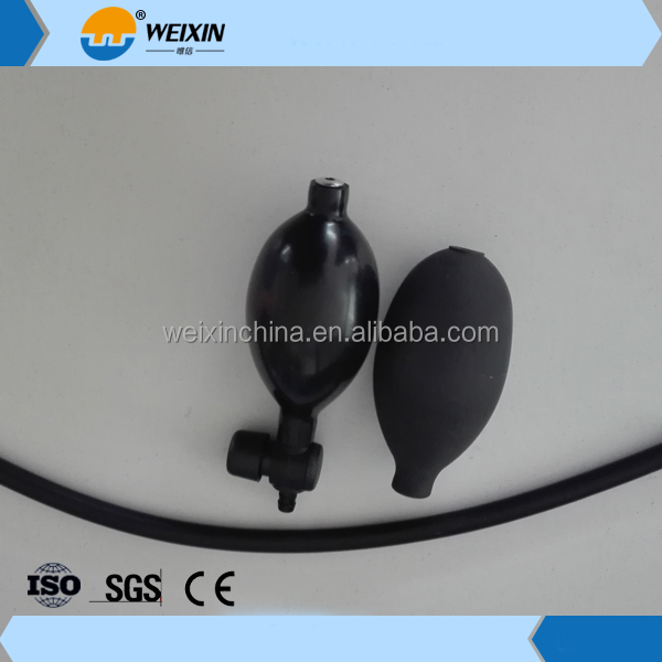 Medical Rubber Vacuum Bulb Pump