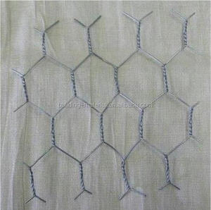 PVC coated chicken different types hexagonal wire netting