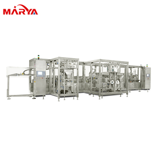 Pharmaceutical glucose intravenous infusion liquids manufacturing filling production line China