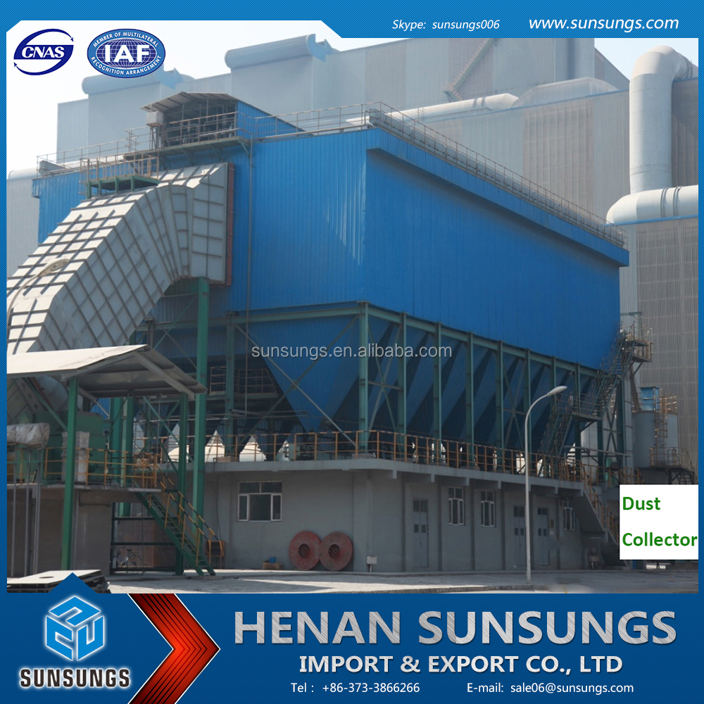 High concentration dust control solutions industrial dust collection unit