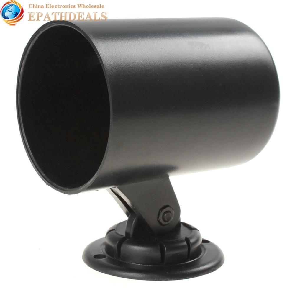 Новый 52 мм 2 дюймов авто метр колеи обладатель кубка Pod черный универсальный Autometer гора