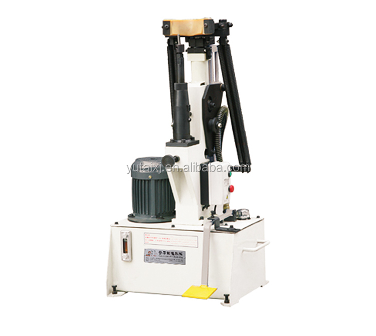 High Quality Manual Hydraulic Last Slipping Machine for Shoe Last