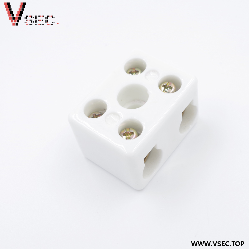 High Temperature Rated Current 5A to 35A Customed Wire Terminal Blocks