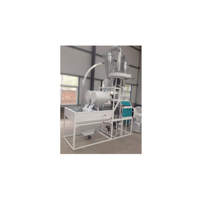 making flour out of beans Factory Price best chickpea bean flour making machine