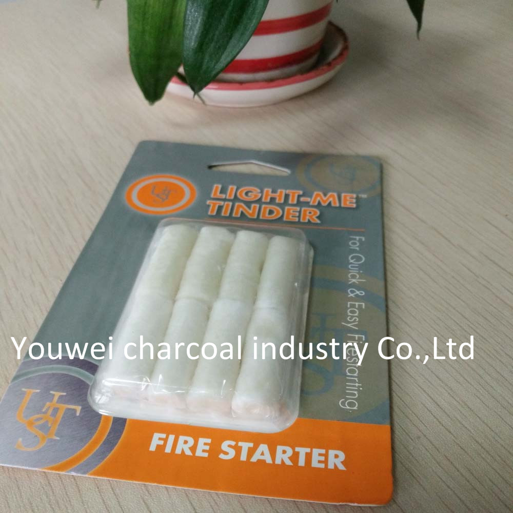 paraffin wax fire starter