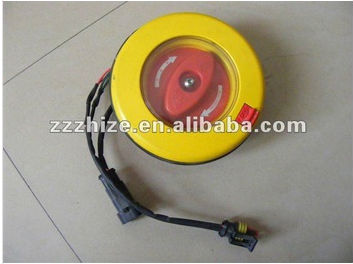 hot sale Door Control Emergency Valve for Yutong / bus spare parts