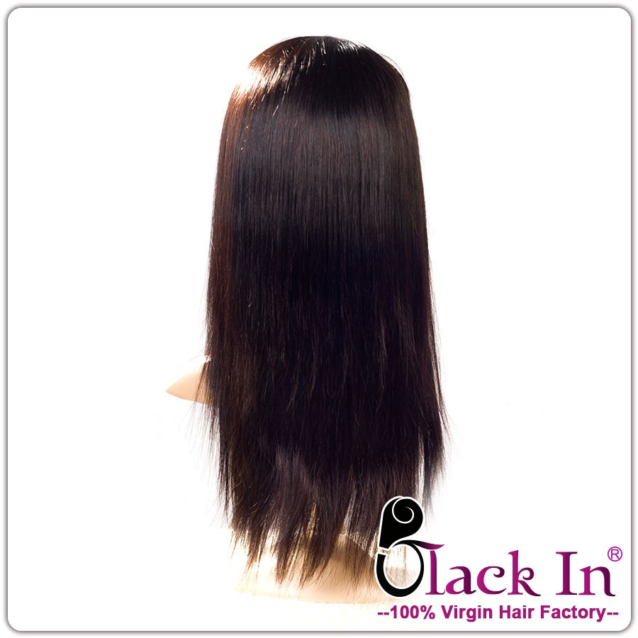 Cheap Virgin Remy lace front wig, Human hair full lace wig, Beautiful ...