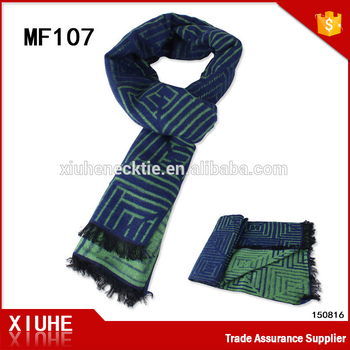 Winter Acrylic Wholesale Knitted Scarf Made In China