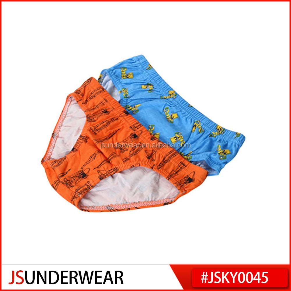Suerhuai Knitting Underwear Co Ltd : Supplier thong underwear for kids