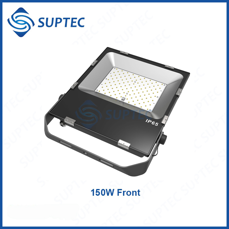 Ultra Slim 10W 20W 30W 50W 100W 150W 200W SMD LED Flood Light IP65 Outdoor MeanWell Mean Well Pccooler
