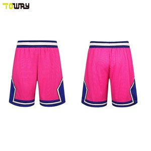 d1536d7656f Blank Basketball Shorts, Blank Basketball Shorts Suppliers and  Manufacturers at Alibaba.com