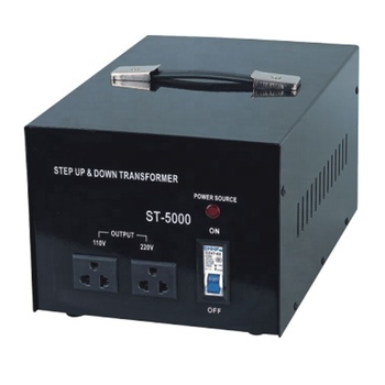 5 KW Step Up/Down AC Voltage Converter Transformer (110/120V 220/240V) AU Plug