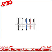 Disney Universal NBCU FAMA BSCI GSV Carrefour Factory Audit Manufacturer Best Selling Cheap Plastic Baby Ball Pen