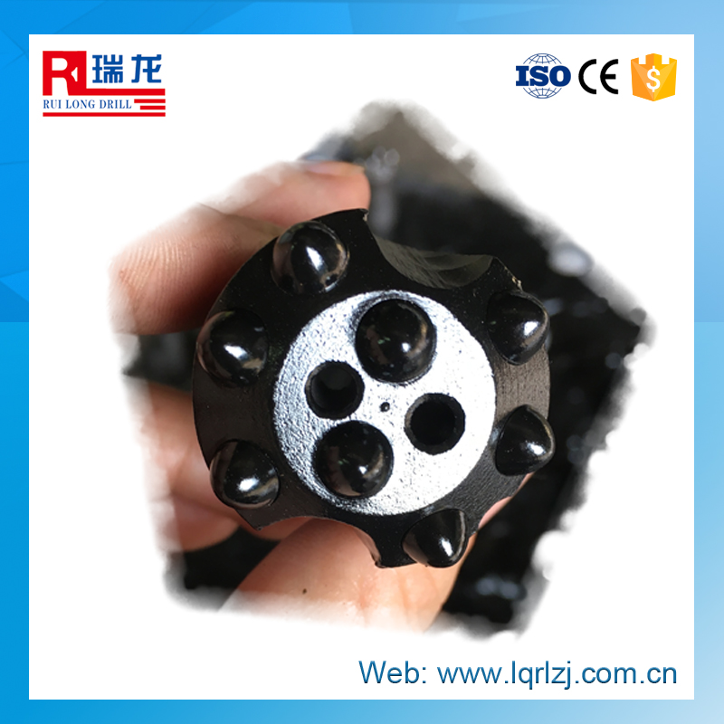 made in china tungsten carbides tapered button quarry bits for mining