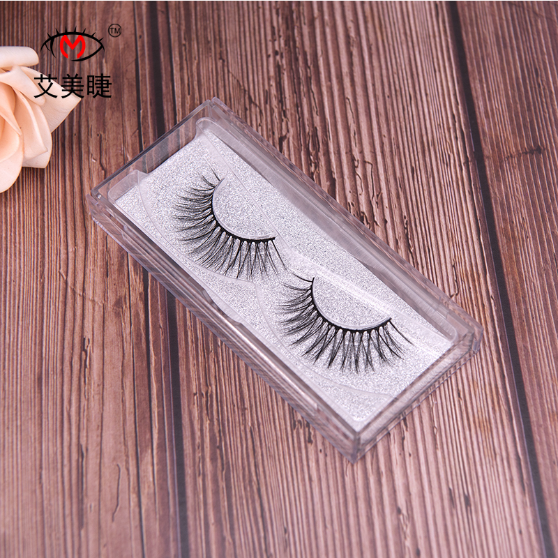 New Styles Pure Hand Made Private Label Premium  False Eyelashes Wholesale