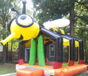 Quality assurance Betty Bee inflatable bouncers/ used commercial inflatable bouncers for sale