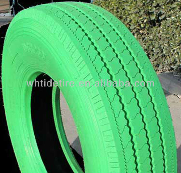 Green Colored Bmx Tires