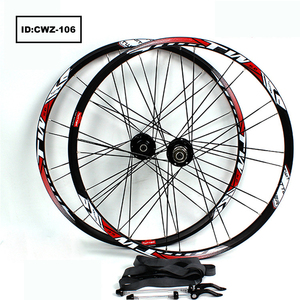 New Arrival Product 27.5 Inch Aluminium Alloy Mountain Bike Wheelset MTB Wheels