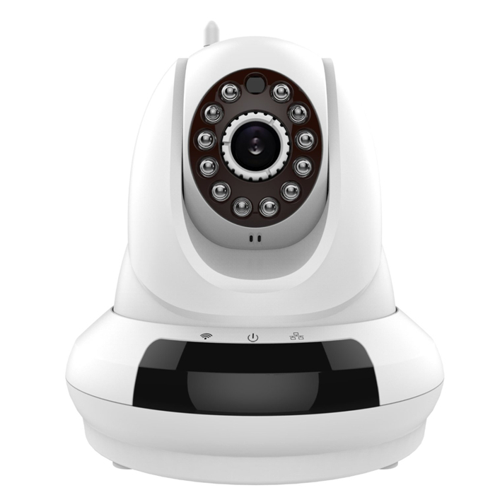 Wantsee FI-366  White P2P 720p Remote Home Monitoring Systems IP Camera Wi-fi Wireless Video Night Vision Indoor Network Child