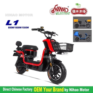 14 2019 electric scooter delivery ebike 1000W food delivery motorcycle e bike cargo